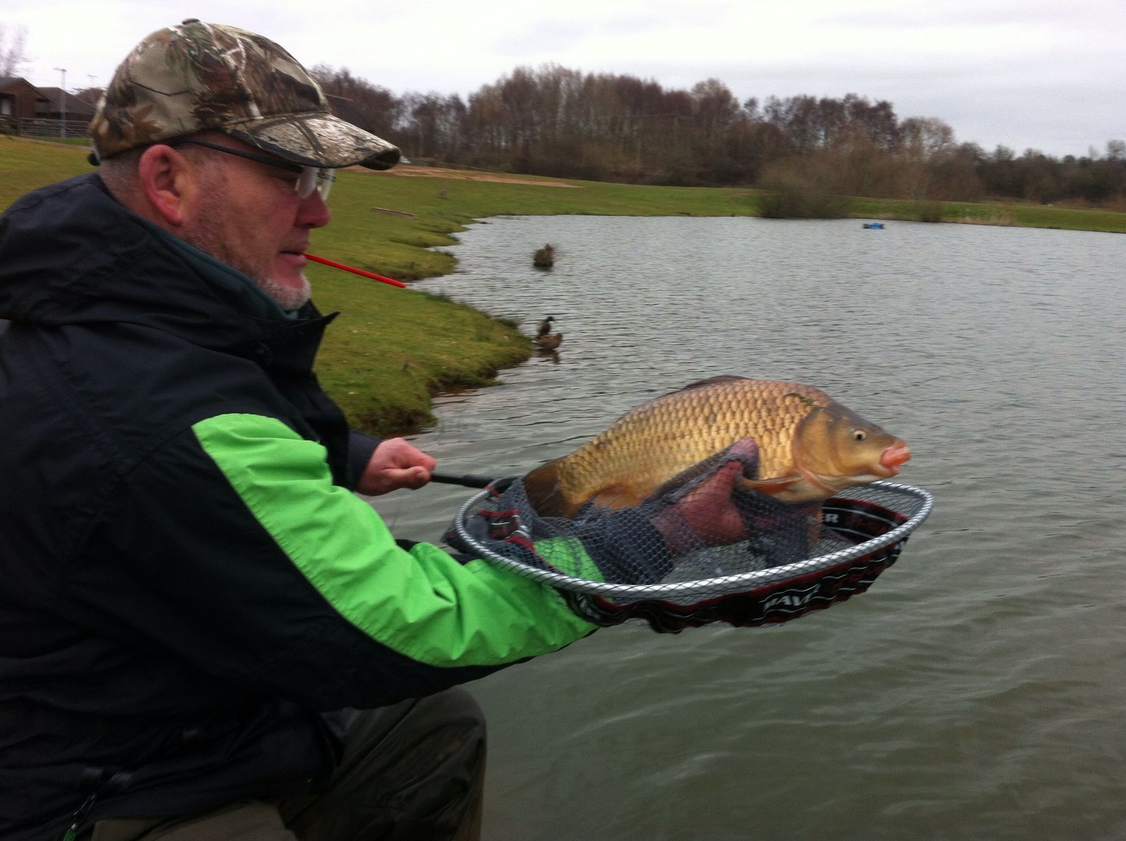 Stu-Ballard-4lb-f1-carp-match-lake-pleasure-fishing-banded-pellet-on-pole-tactics