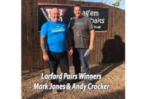 Larford Pairs 2017 1st