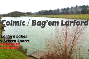 Colmic bag'em larford-700