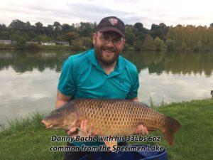 Danny Bache 33-6 speci lake